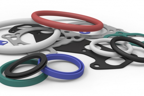Source Your Neoprene Gaskets and Convoluted Teflon Hose from Kent Rubber Supply