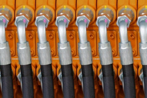 The Industry's Best Hydraulic Hose from the Industry's Most Trusted Supplier
