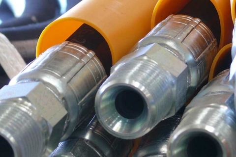Kent Rubber Supply is a Leading Source of Hydraulic Hose and Rubber Services